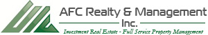 AFC Realty & Management Logo